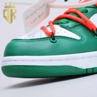 Nike Dunk Low Off-White Pine Green (REP 1:1)