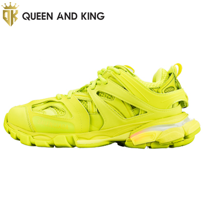 Balenciaga Track Trainer Led Lemon Yellow (Siêu cấp)